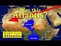Ancient Maps Showing Atlantis