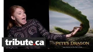 Pete's Dragon: EXCLUSIVE interview with Bryce Dallas Howard