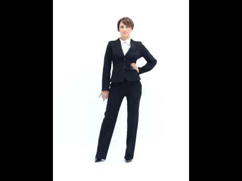 Tailleur da donna giacca e pantalone (Cod.Art. 000451)