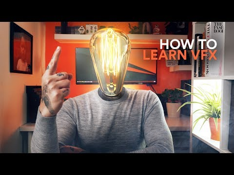 How to LEARN CG & VFX - YouTube