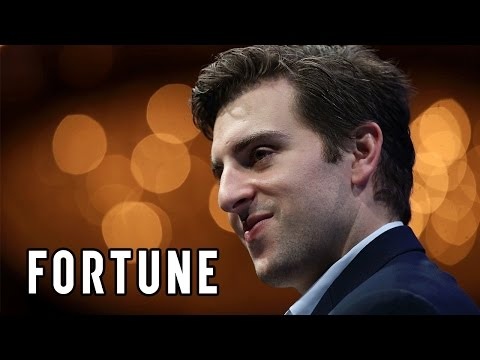 Interview With Airbnb CEO Brian Chesky