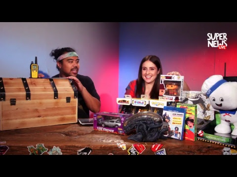 Super news Live Unboxed: 80s Throwback
