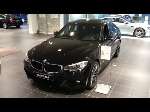 In depth review Interior Exterior : BMW 3 Series GT M 2014