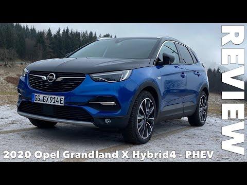 2020 Opel Grandland X Hybrid4 Fahrbericht Test Review Kaufberatung Meinung Kritik Voice over Cars