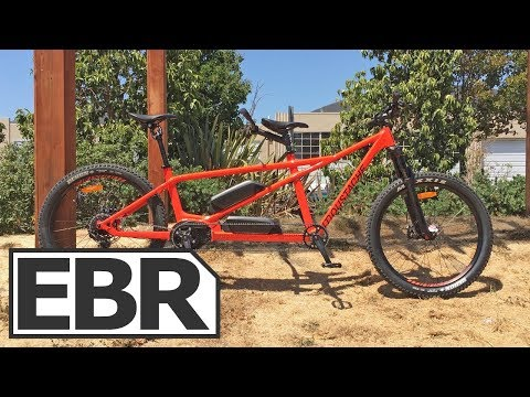 Moustache Samedi 27 X2 Video Review – $6.7k Tandem Electric Bicycle, Trail or Urban Setup, Bosch CX
