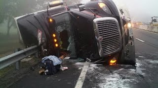 Car Accidents 2017, May #6 🚗💥🚕 TRUCK ACCIDENTS / SEMI TRUCK CRASHES