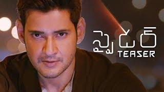 SPYDER Official Telugu Teaser