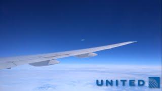 United Airlines Boeing 777-200ER Full Flight [FRA - EWR] (UAL 961)