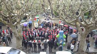 preview picture of video 'Caramelles La Seu d'Urgell 2014 - Primavera'