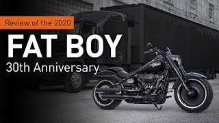 30th Anniversary Fat Boy Review