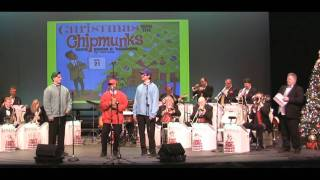 Alvin & the Chipmunks Christmas Song with Somers Dream Orchestra