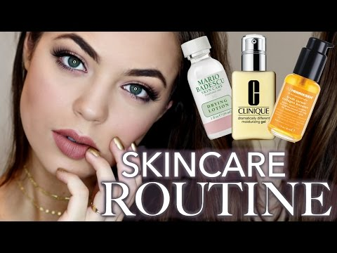 My Everyday Skincare Routine! 2017