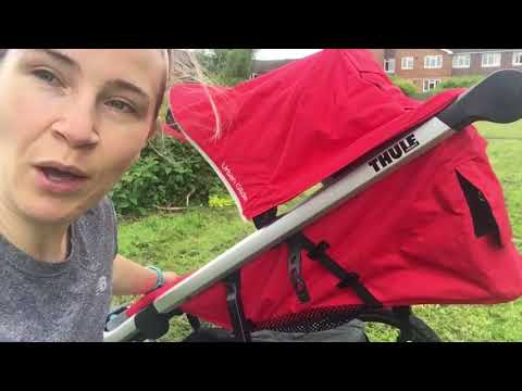 Thule All-Terrain Urban Glide 2 Jogging Stroller Review