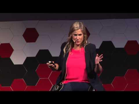 Karni Liddell at TEDxSouthBankWomen