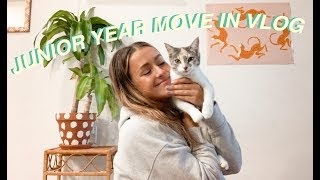 Moving Into My New College Apartment @ University of Oregon | Emma