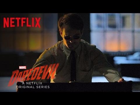Daredevil (Promo 4 'The Man Behind the Hero')