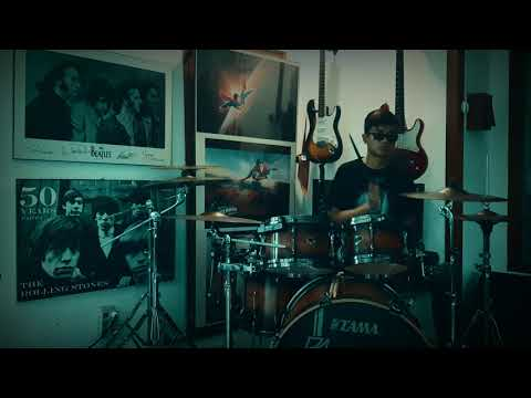 Drum Cover - Panah Asmara