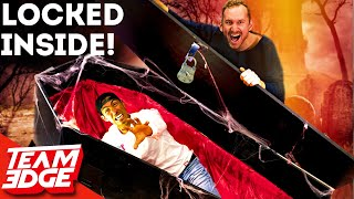 Can You Escape the Coffin!?