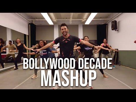 Bollywood Decade 2010s Mashup | Rohit Gijare | Chammak Challo x Munni Badnaam x Chikni Chameli |