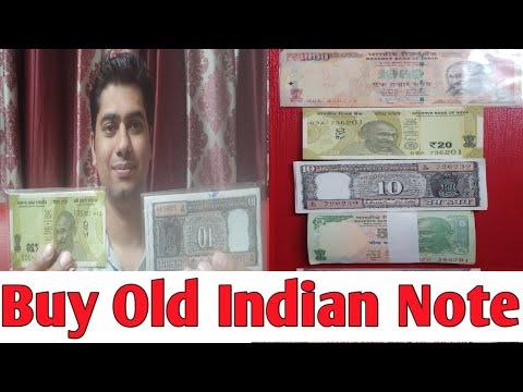 Buy 10 Rupees Note, 20 Rupees Note, 5 Rupees Note Packet Value