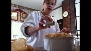 Chicken Noodle Casserole: A Cheap Meal