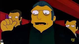 Bart Trabaja Para La Mafia (los Simpson)