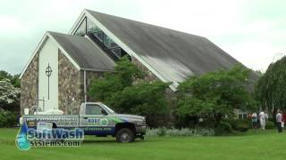 The Power of SoftWash Systems Roof & Exterior Cleaning