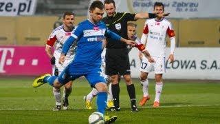 preview picture of video 'Kulisy meczu Górnik Zabrze - Lech Poznań 0:1 - 18 kolejka Ekstraklasy 2012/2013'