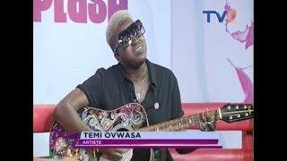 YBNL Princess, Temmie Ovwasa Steal Hearts With Performance | Entertainment Splash