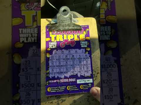 Download 200 In Lottery Scratchers Video 3GP Mp4 FLV HD Mp3 Download