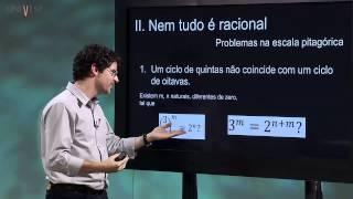Matemática - Aula 28 - Matemática E Música: Parte 2