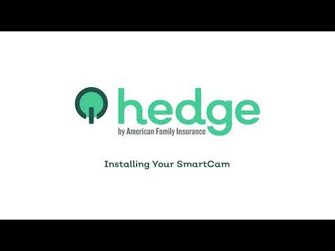 Installing Your SmartCam | Hedge by AmFam®