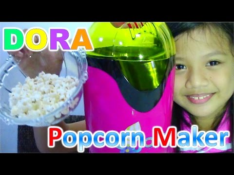 Nickelodeon Dora the Explorer Popcorn Maker - Kids' Toys