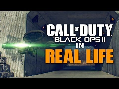 Real-Life Version Of Black Ops 2 Reminds Me How Violent Black Ops 2 Is