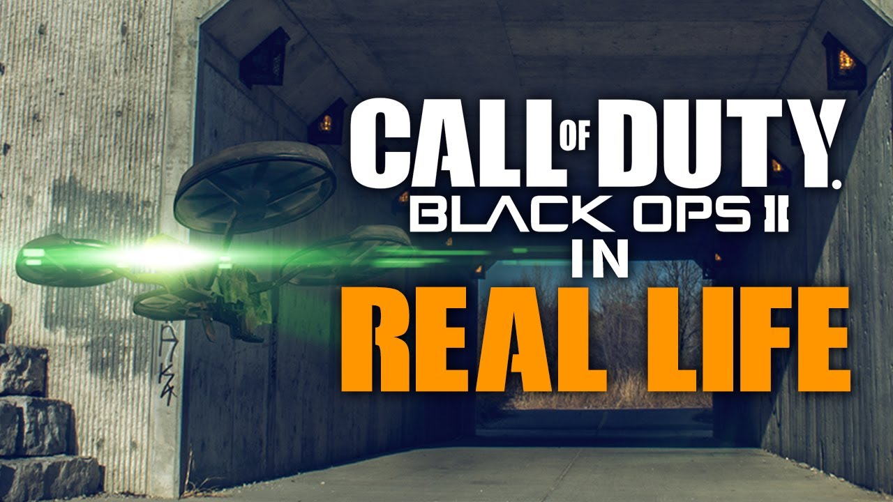 Real-Life Version Of Black Ops 2 Reminds Me How Violent Black Ops 2 Is