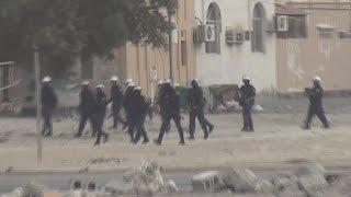 preview picture of video 'توبلي | أحداث اليوم الثاني من إضراب الإباء | 13-2-2015'
