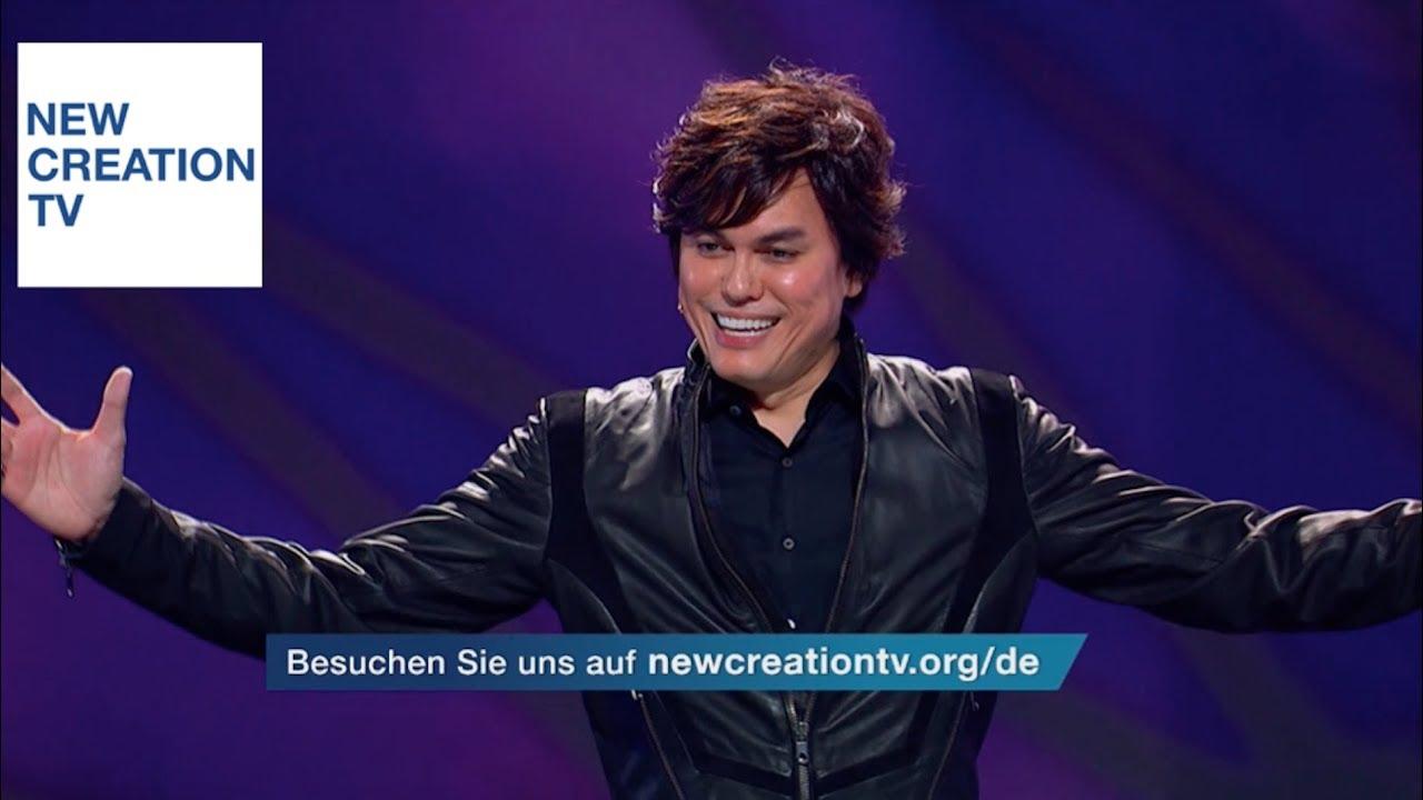Joseph Prince - Gewinne jeden Kampf durch den richtigen Glauben I New Creation TV Deutsch