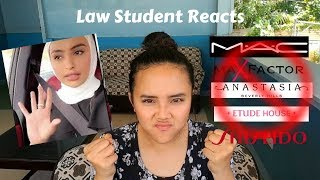 LAW STUDENT REACTS TO SONDOS ALQATTAN