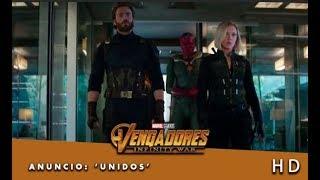 Trailer of Vengadores: Infinity War (2018)
