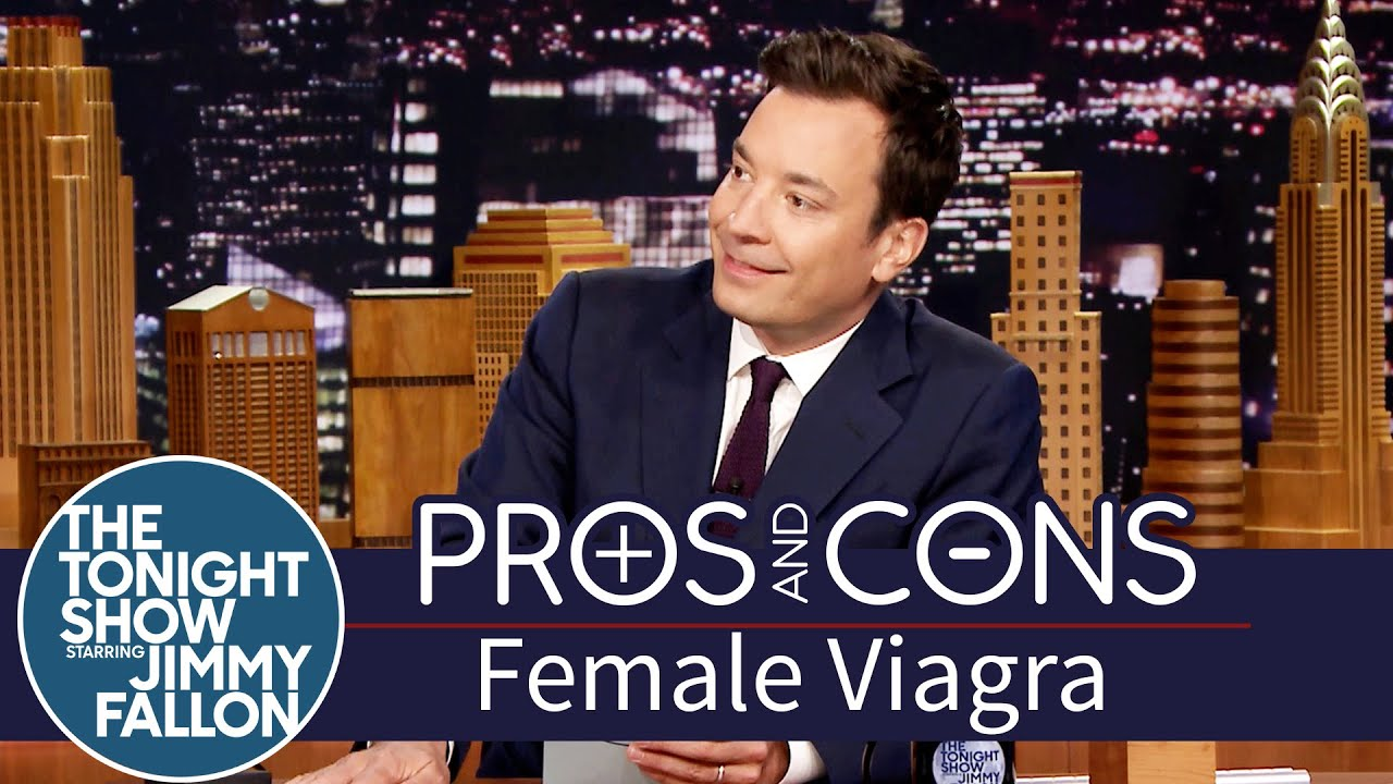 Pros and Cons: Female Viagra thumbnail