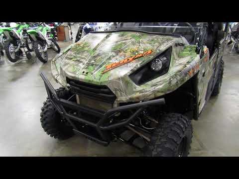 2015 Kawasaki Teryx4™ Camo in Romney, West Virginia
