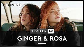 Ginger & Rosa Film Trailer