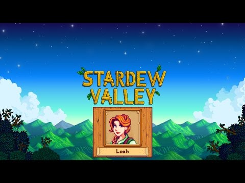【How to】 Marry Leah Stardew Valley