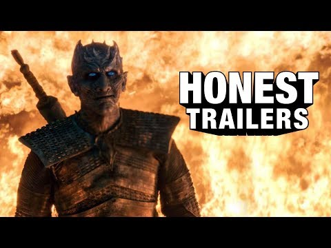 An Honest Trailer for Game of Thrones Seasons