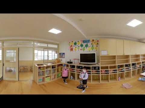 こざくら第二幼稚園VR360で園内散策