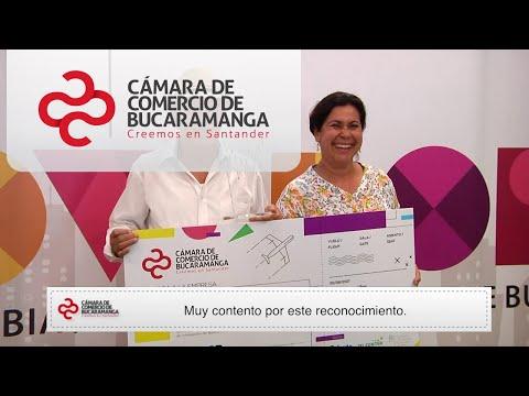 Empresas galardonadas con premio, Innovadores de Santander 2017 | Camara de Comercio de Bucaramanga