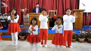 Lord I Lift your Name on High - capital Church Childrens Group
