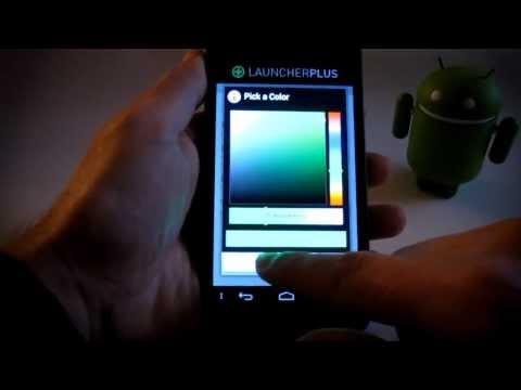 Video of Launcher Plus Widget