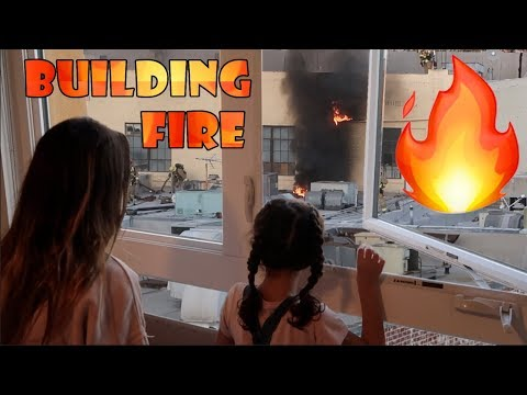 THE BUILDING IS ON FIRE!!! 🔥 (WK 351.2) | Bratayley