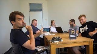 Joggen und Meetings | Maxim Daily Vlog [007]